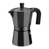 Moka Italiana Monix black  3 cups