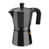 Espressopannu Italiana Monix  musta 1 kuppi