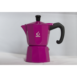 Miss Moka Super Colori Fuchsia  3 Cups
