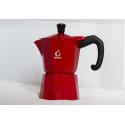 Miss Moka Super Colori Rosso  3 Cups