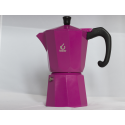 Miss Moka Super Colori Fuchsia 6 Cups